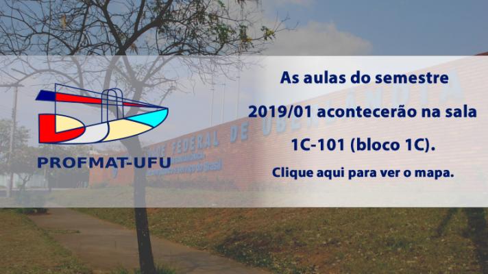 Sala de aula 2019/01